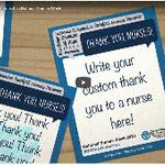 Kirkhof College of Nursing creates campaign for public to thank nurses